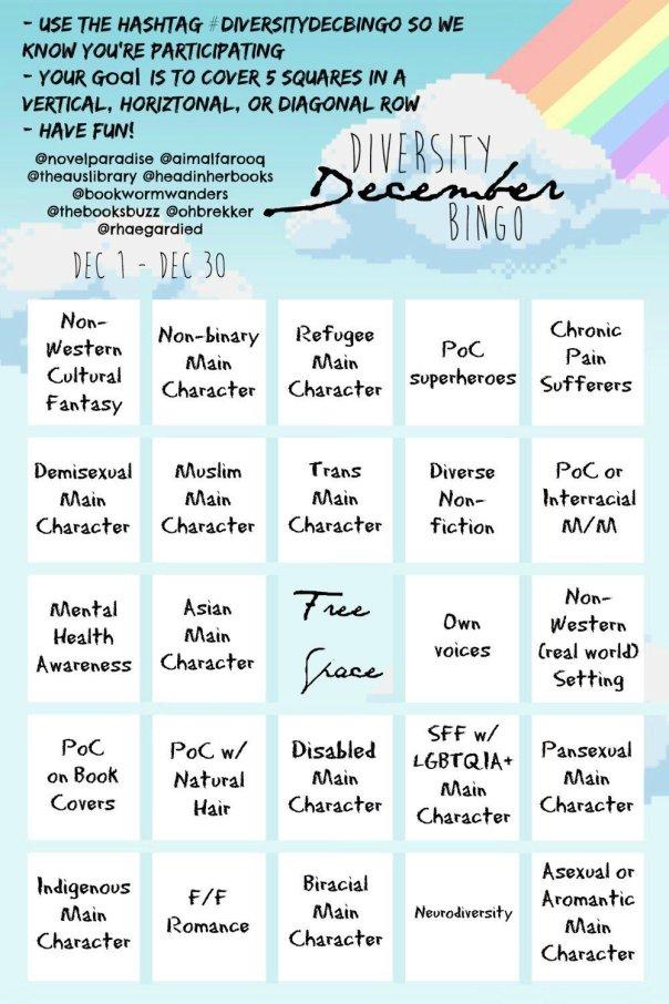 diversity-december-bingo