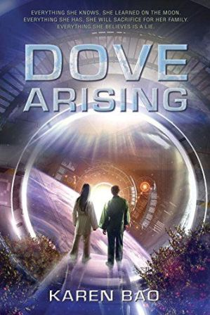 Paperback Edition of Dove Arising