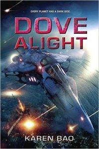 dove-alight
