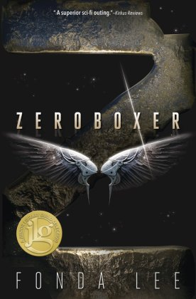The cover of Zeroboxer