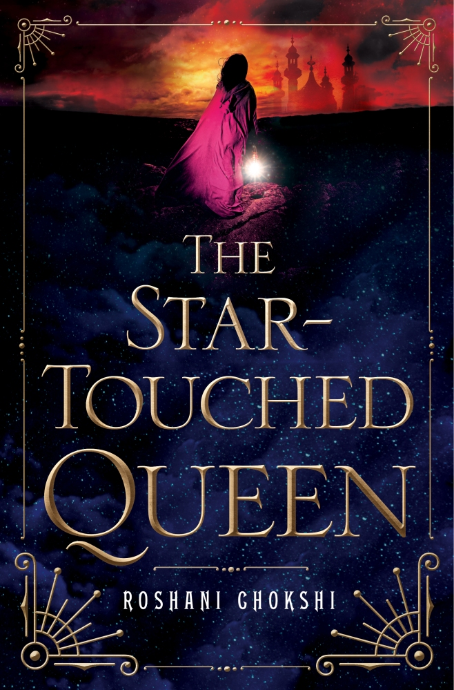 The Star-Touched Queen.jpg