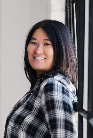 CB Lee author photo