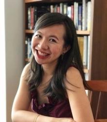 Elizabeth Lim author photo