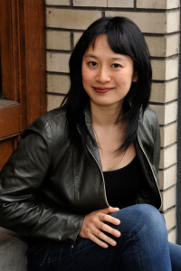 Author photo (Fonda Lee)