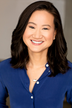 Cindy Lin author photo