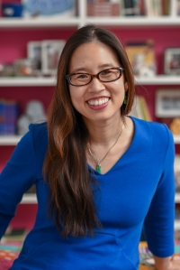 Grace Lin author photo