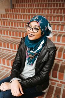 Author photo (Somaiya Daud)